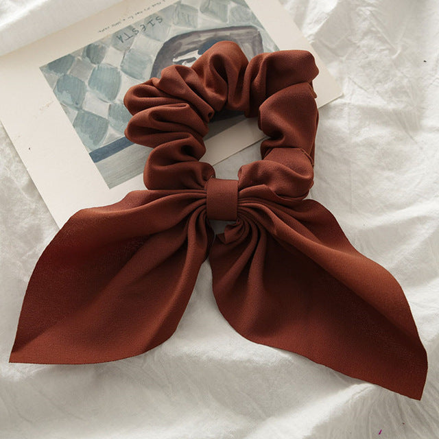 BOWKNOT HAIR SCRUNCHIE