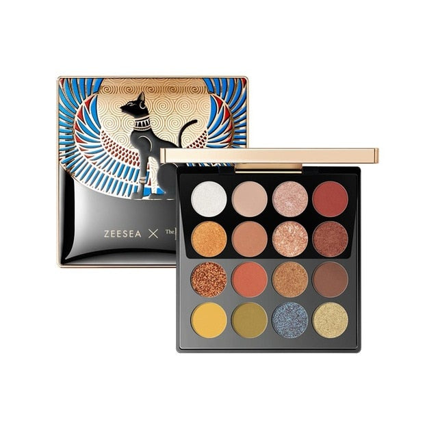 EGYPTIAN HOLOGRAPHIC EYESHADOW PALETTE