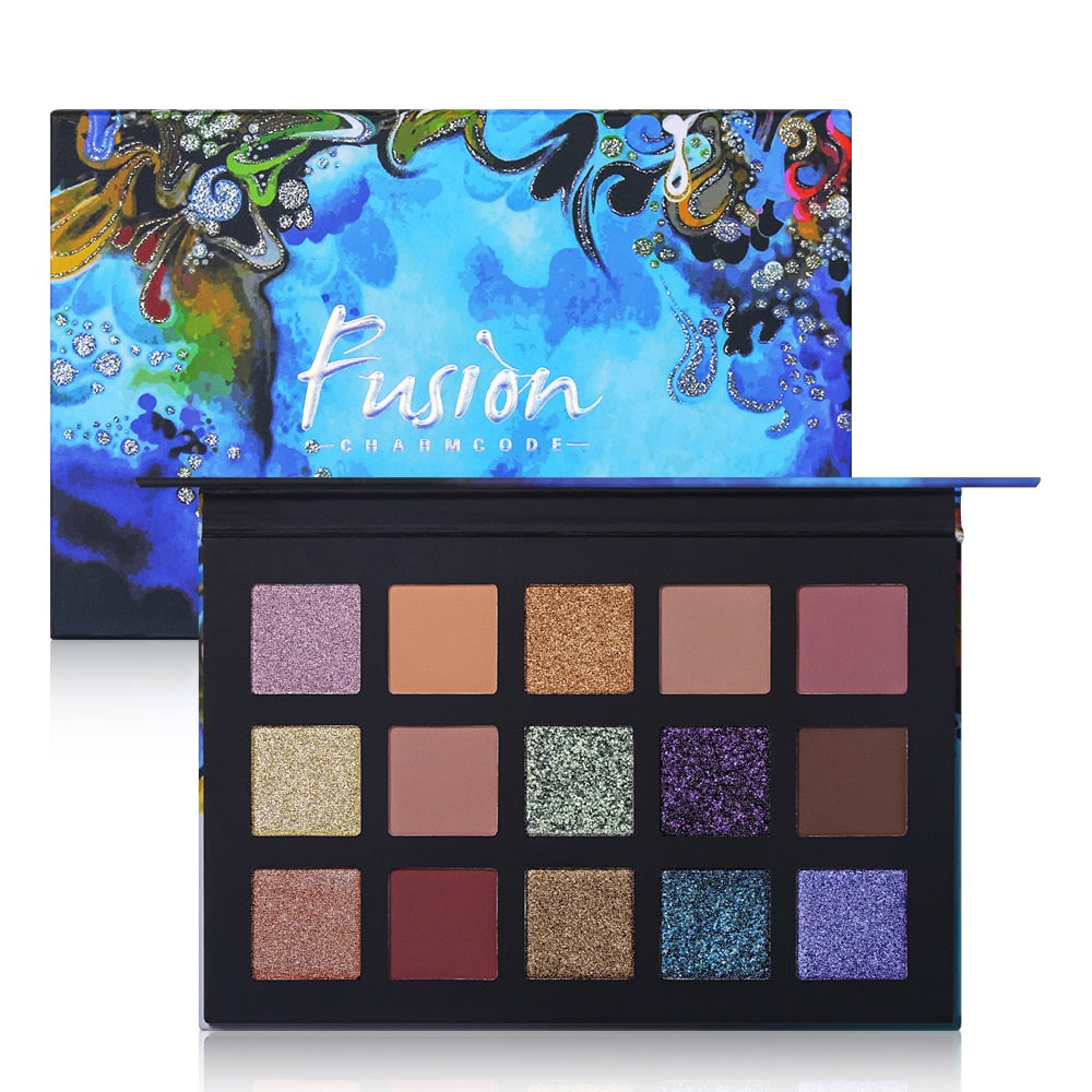 UCANBE FUSION CHARMCODE PALETTE