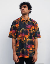 Load image into Gallery viewer, Skull gradient shirt