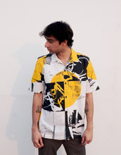 Load image into Gallery viewer, Yellow Circles shirt