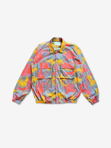 Yume cotton overshirt