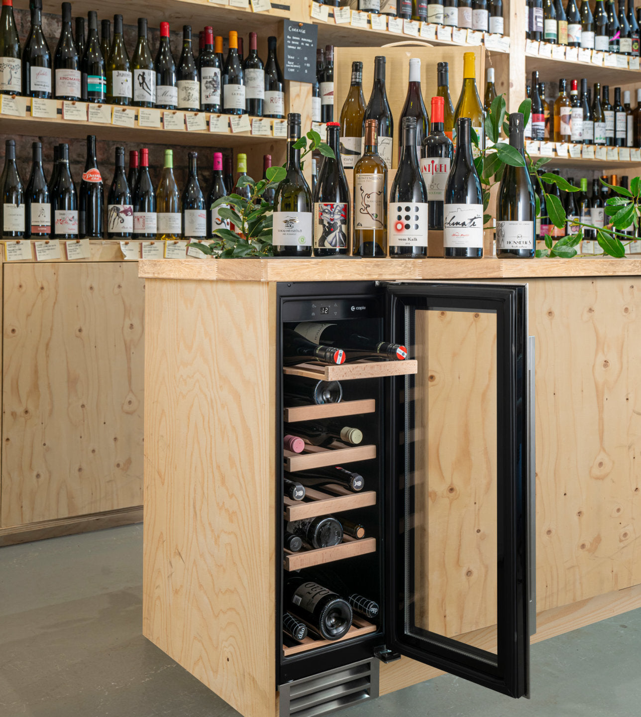 Best wine fridge Ireland