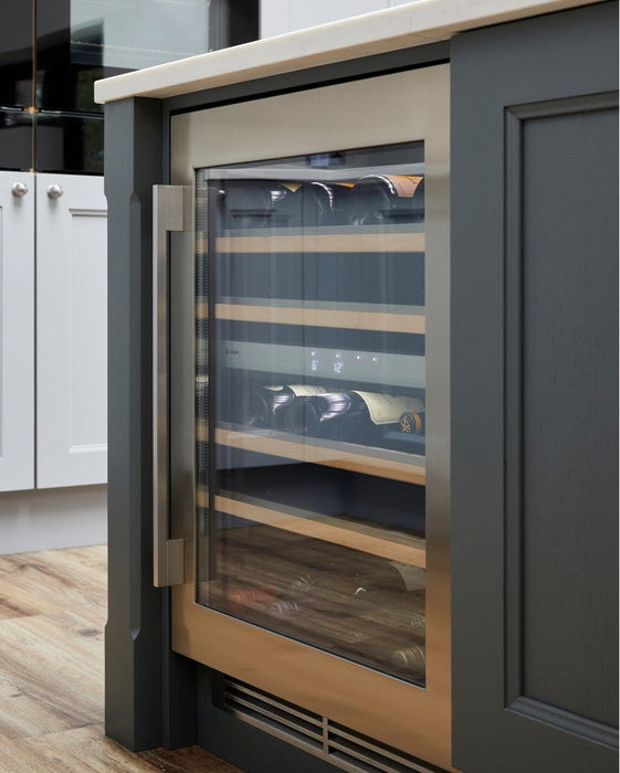 Caple Wi6150 - Built In Undercounter or Freestanding Dual Zone Wine Cooler