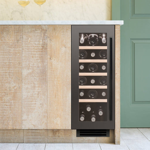 Caple Wi3123GM - Built In Undercounter or Freestanding Single Zone Wine Cooler