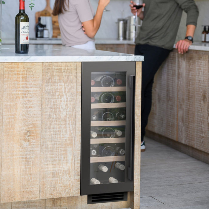 Caple Wi3123GM - Built In Undercounter or Freestanding Single Zone Wine fridge