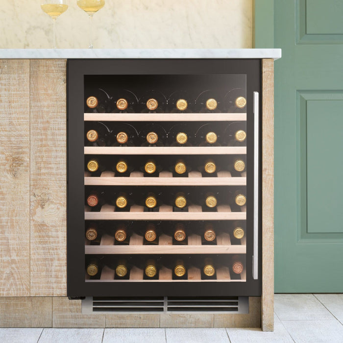 Caple Wi6141 - Built In Undercounter or Freestanding Single Zone Wine Cooler