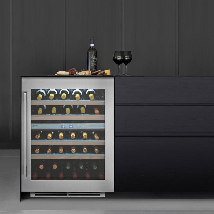 caple wi6150 built in wine cooler