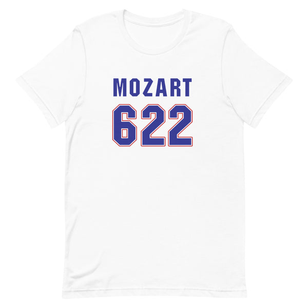 Mozart Fan Unisex T-Shirt