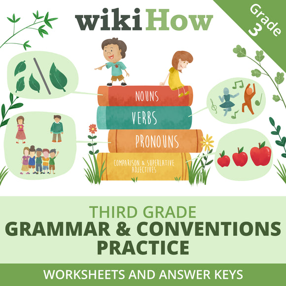 Third Grade Grammar and Conventions
