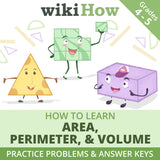 Learn Area, Perimeter, and Volume