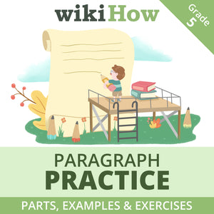 Learn to Write a Paragraph