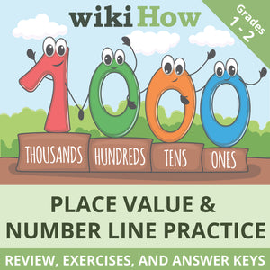 Place Value and Number Line Practice