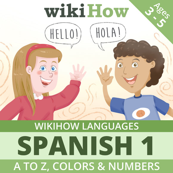 Spanish Level 1: Colors, Numbers, and Vocabulary