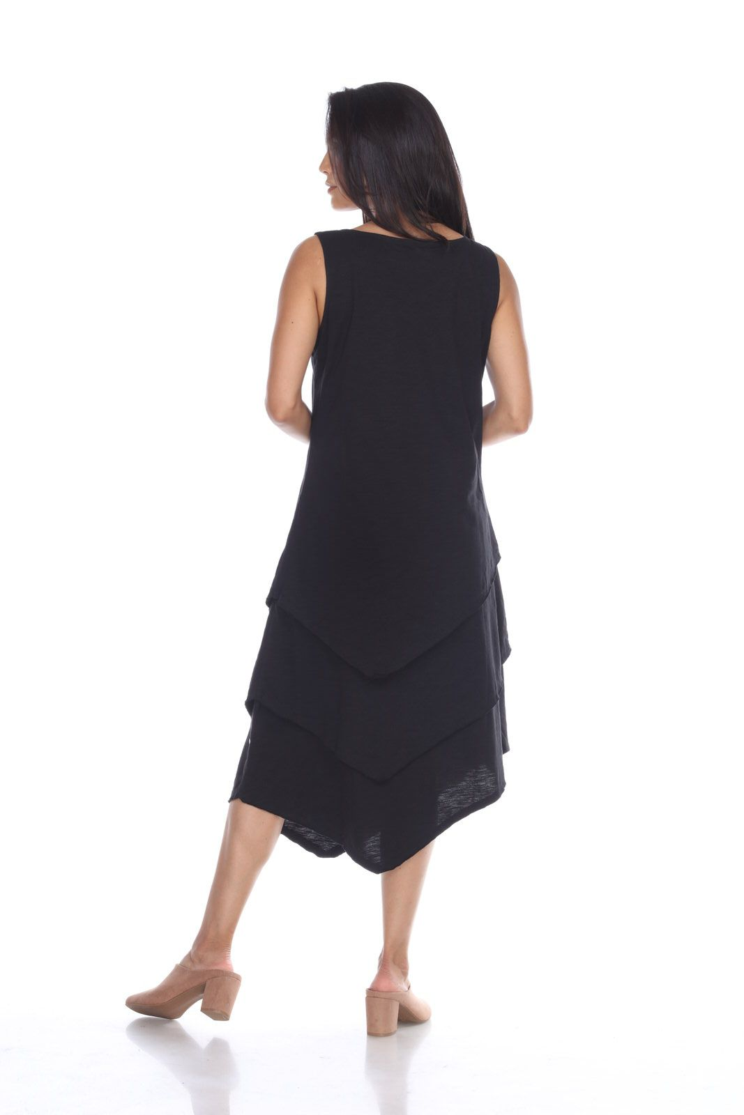 In Your Element Dress - Black