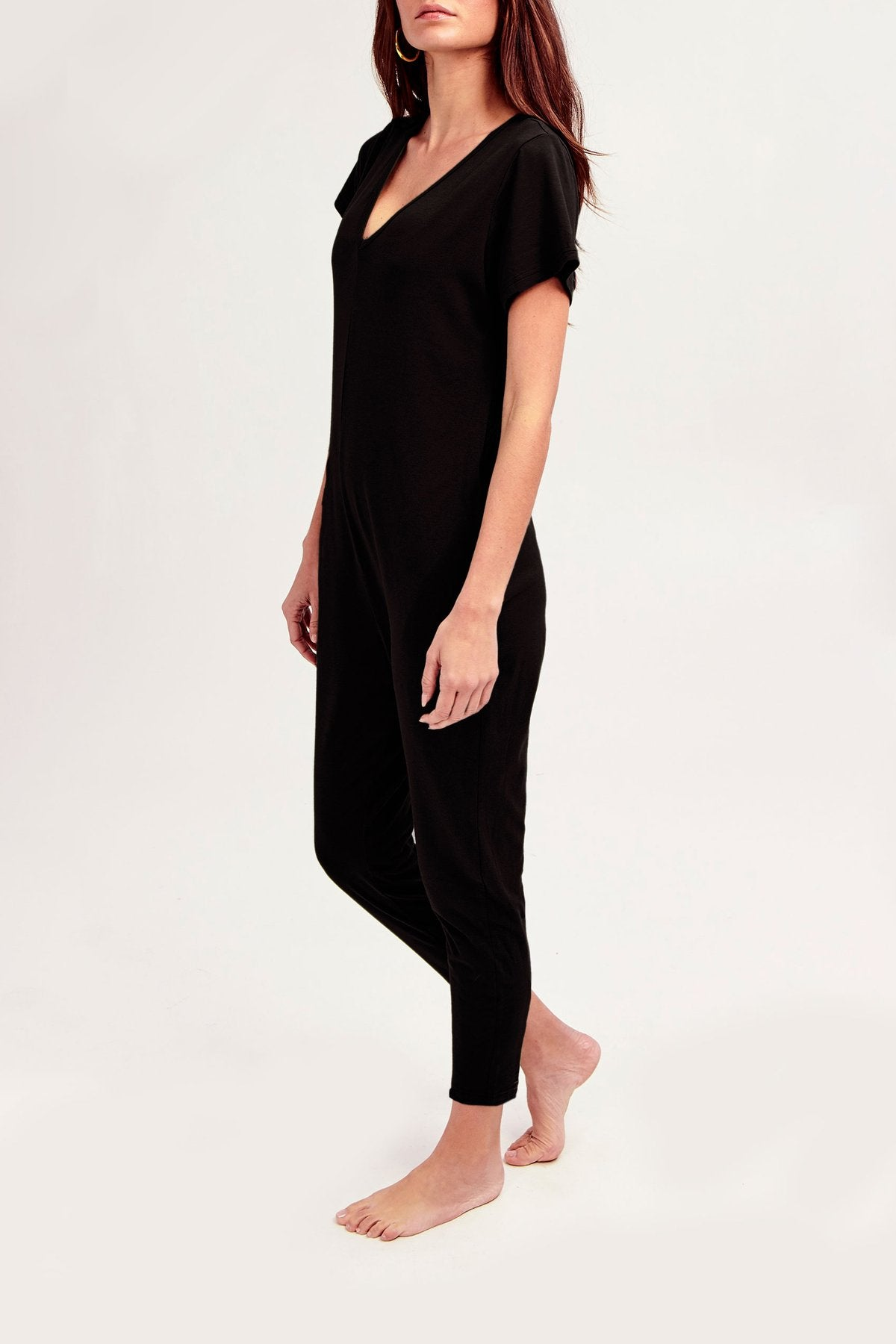 Smash + Tess Sunday Romper Black