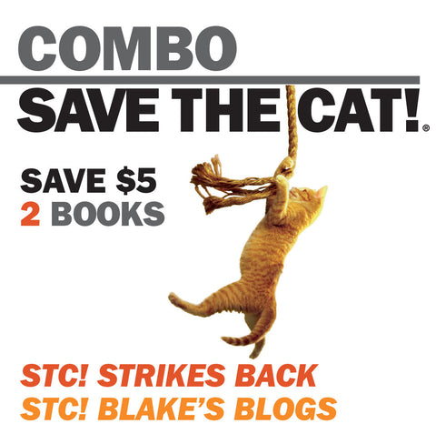 Save the Cat!® Strikes Back and Save the Cat! Blake's Blogs paperbacks