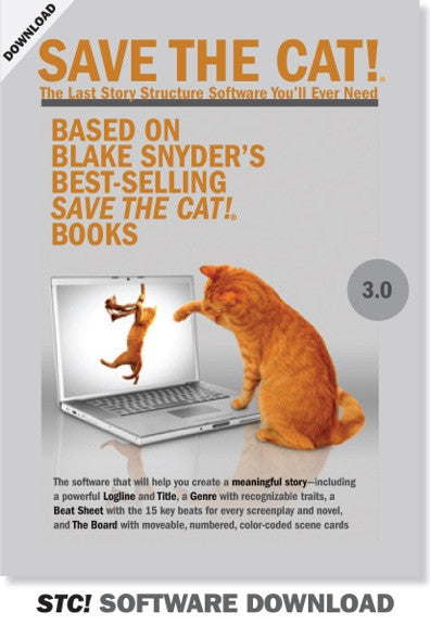 Save the Cat!® Story Structure Software 3.0 - Download