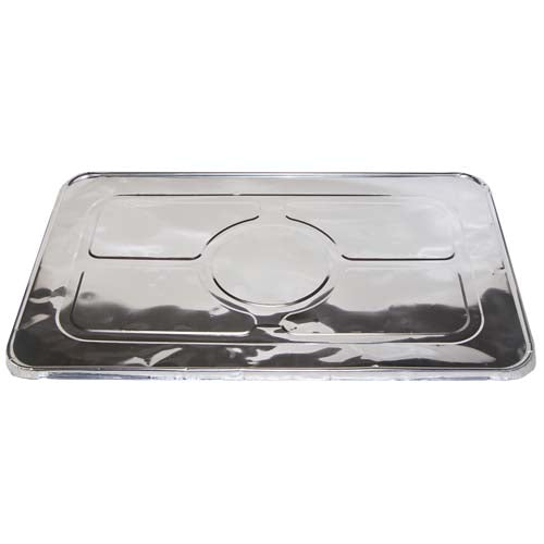 Full Size Steam Pan Lids (50 units) - 53.3cm x 33cm x 1.8cm - 52 g