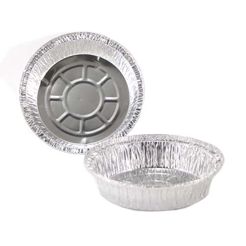 Chef Elite - Round Aluminum Containers (500 units) - 7