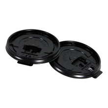 Load image into Gallery viewer, 90MM BLACK TEAR TAB HOT LIDS - 1000 units