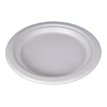 "Load image into Gallery viewer, 10"" Bagasse Plates - 500 Pcs"