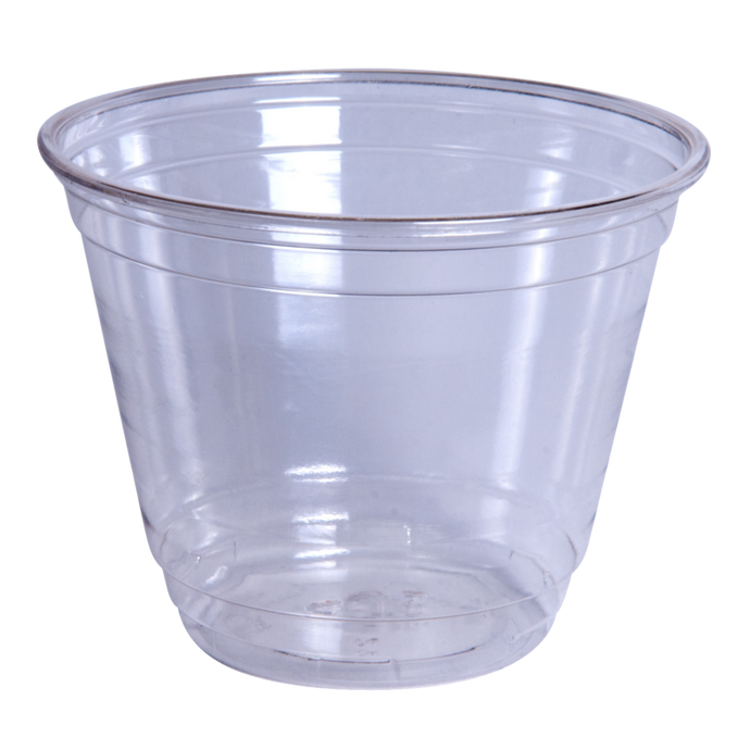 9oz Clear  Drink Cups - 1000 Pcs