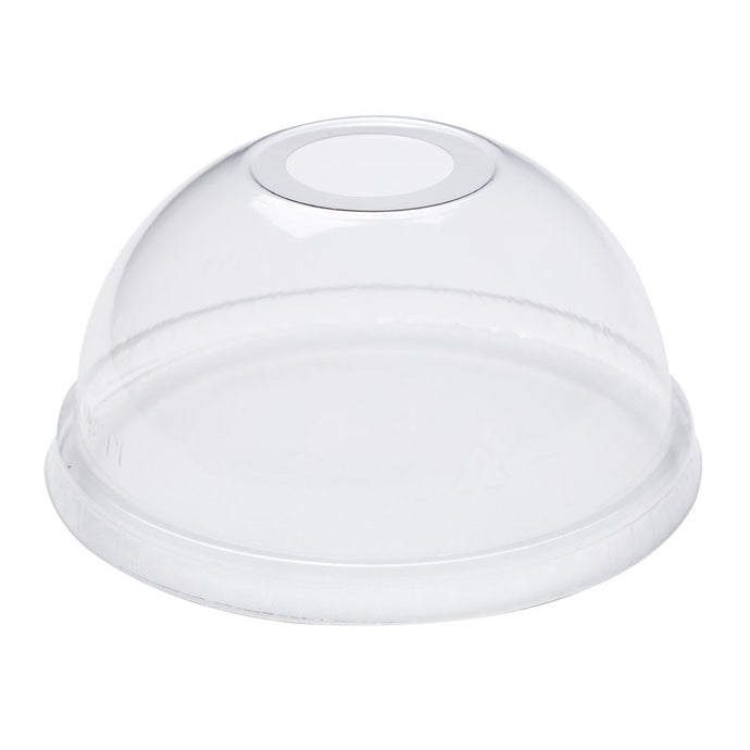 90mm CPLA Dome Lids (10-24oz) - 500 Pcs