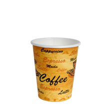 Load image into Gallery viewer, 9oz Printed Hot Cups - 1000 Pcs