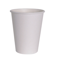 Load image into Gallery viewer, 16oz White Hot Cups - 1000 Pcs