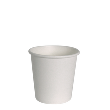 Load image into Gallery viewer, 8oz White Hot Cups - 1000 Pcs