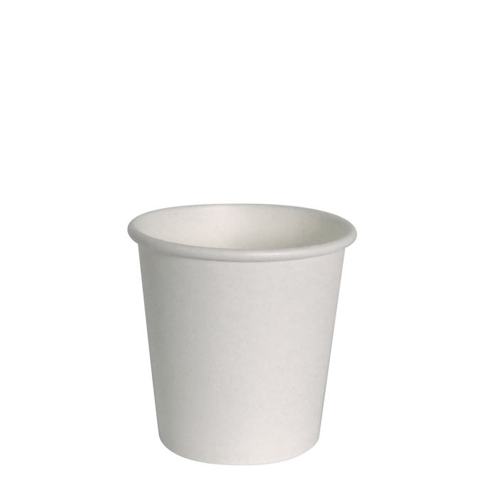 20oz White Hot Cups - 500 Pcs