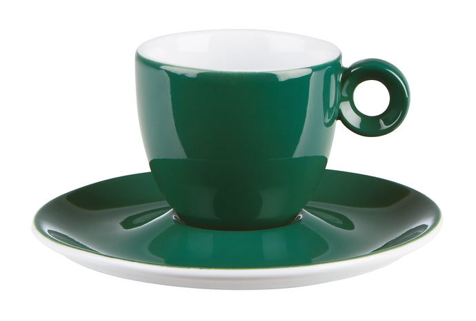 Costa Verde Cafe. Green Espresso Cup