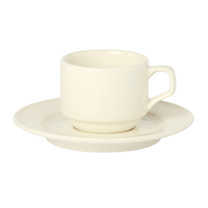Porland Academy. Event Saucer for 3oz Espresso Cup