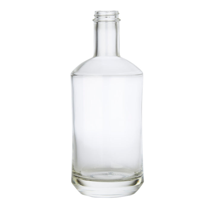 High Glass Spirits. Diabolo Glass Bottle