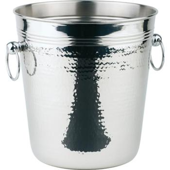 Stainless Steel Wine Cooler (Hammer Finish)