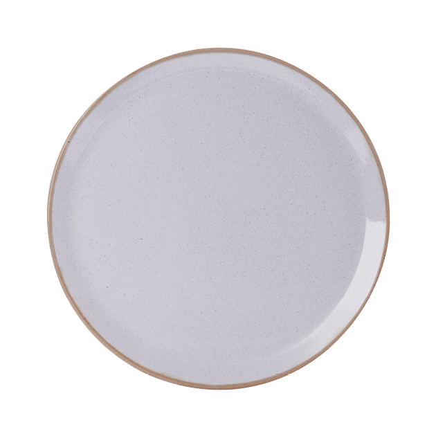 Seasons by Porcelite. Stone Pizza Plate, 12.5