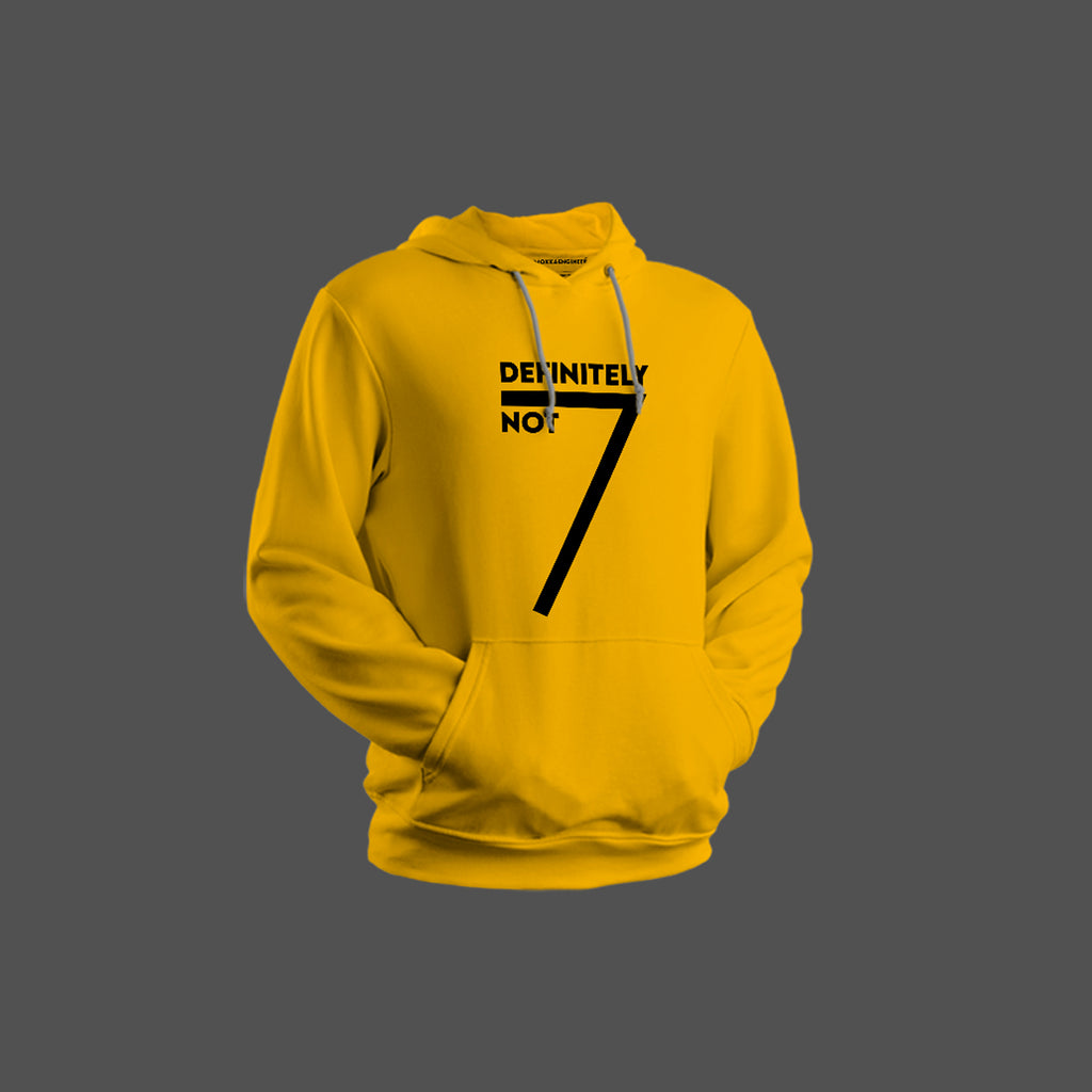 Definitely Not | Hoodies (Special Edition)