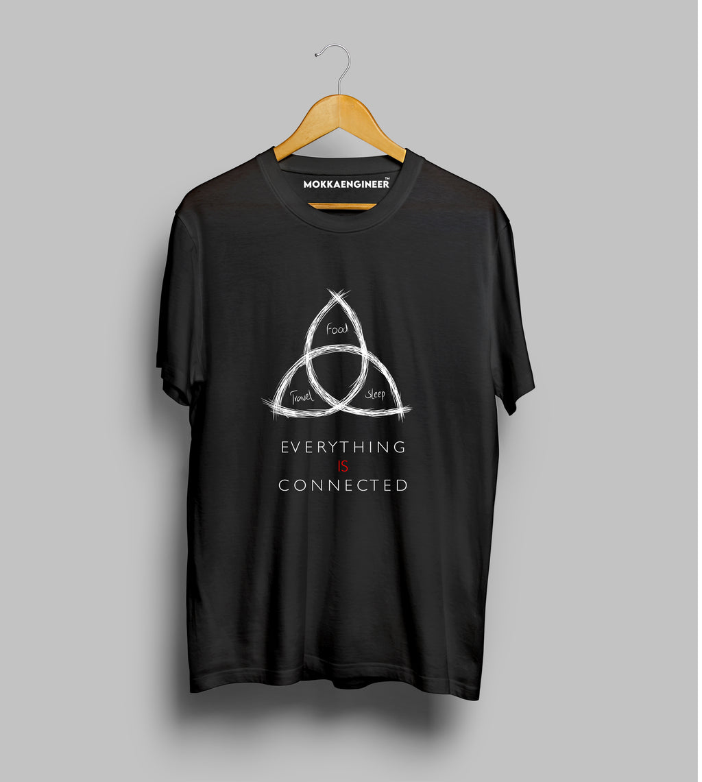 Dark Connected | T-Shirts