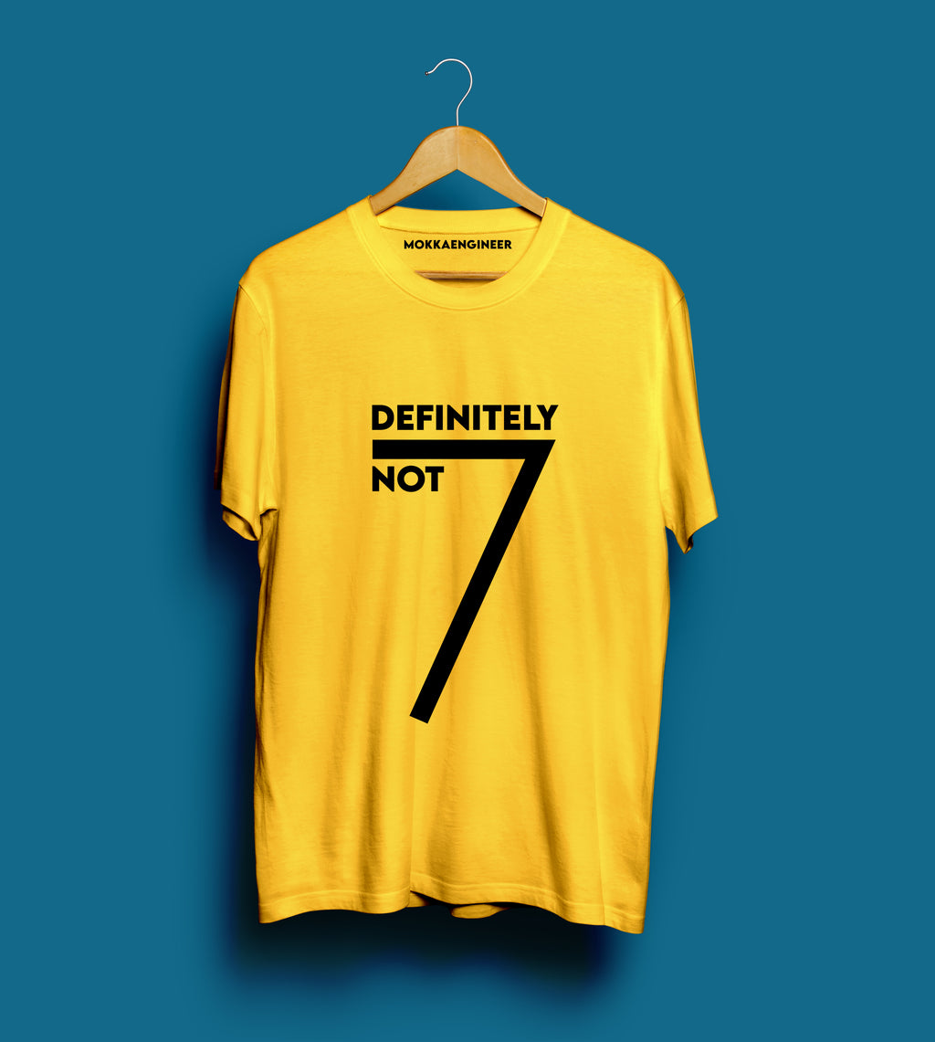 Definitely Not | T - shirts