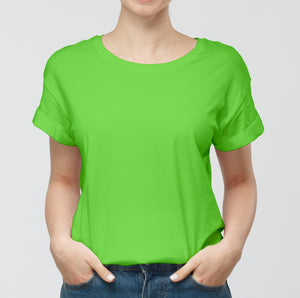 Liril Green Plain | T-Shirts