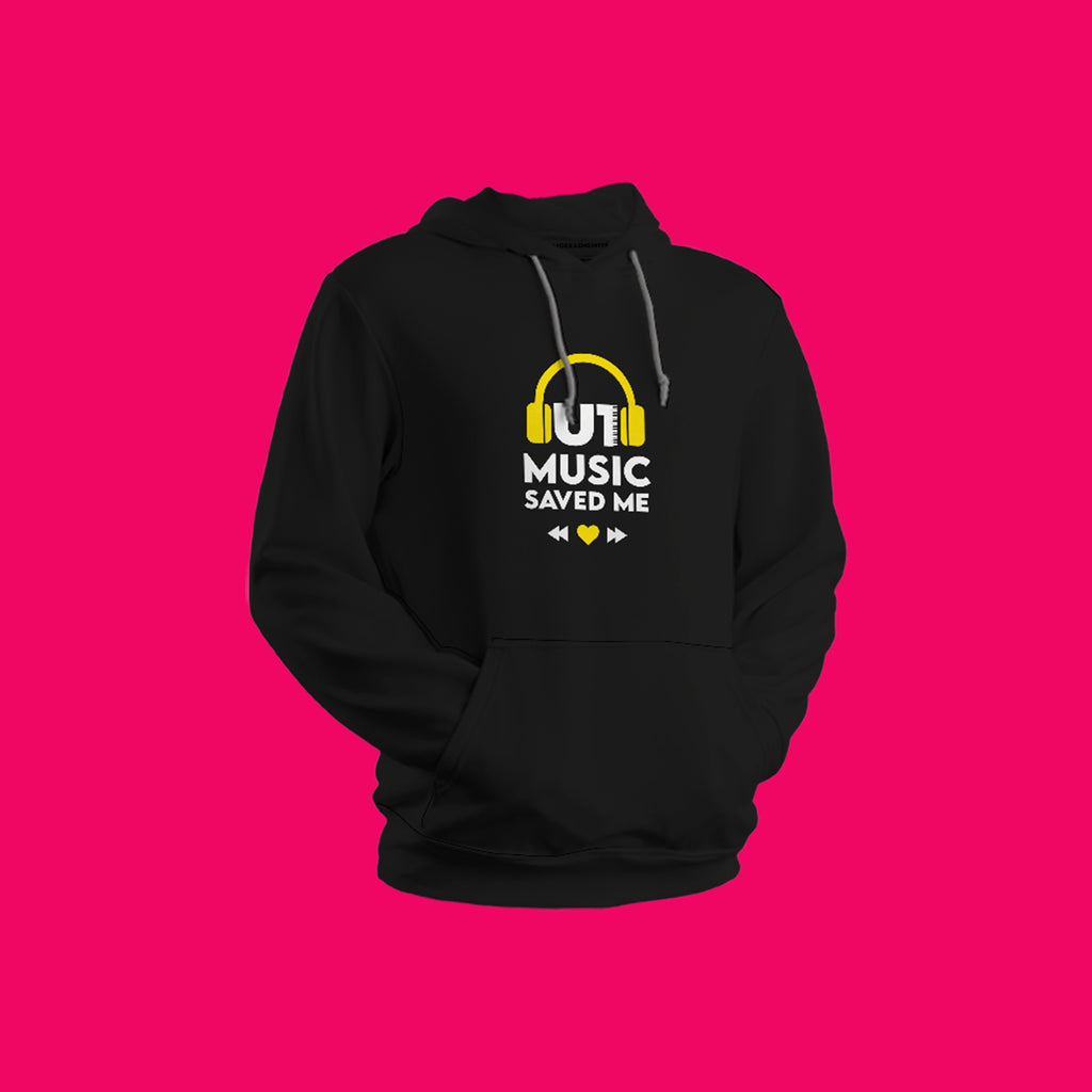 U1 Music Saved Me | Hoodies