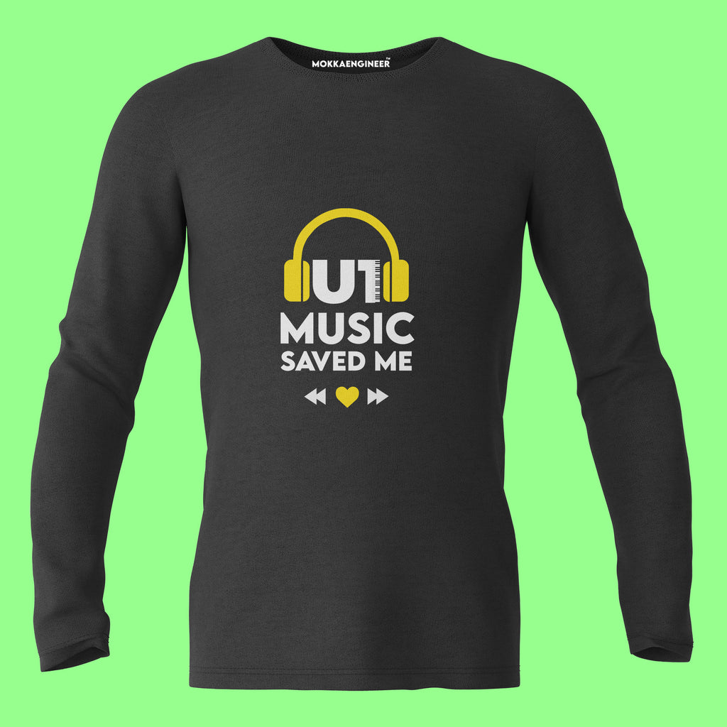 U1 Music Saved Me | Full Sleeve
