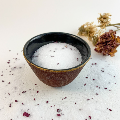 Eucalyptus Dried Rose Bath Soak