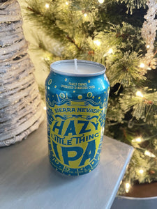 Hazy Little Thing IPA Recycled Can Candle (Cherry)