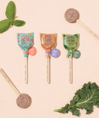 Seed Pop Culinary Pops