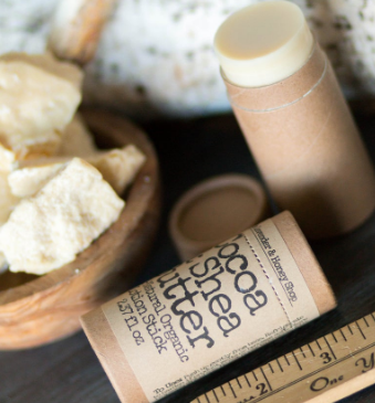 Cocoa & Shea Butter All Natural Lotion Stick