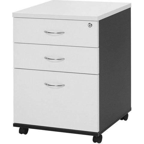 Logan Mobile Pedestal - 3 Drawer