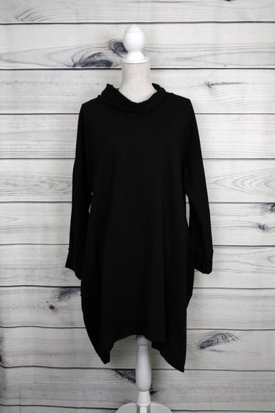 High Quality Cotton Pocket Tunic - more colours available