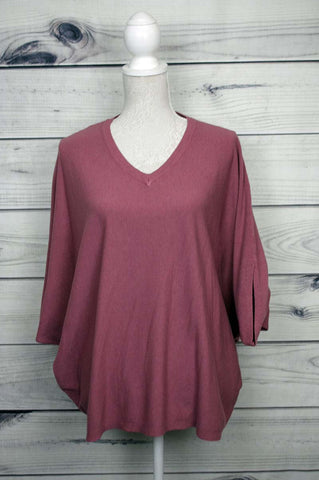 V-neck Slouch Jumper  - more colours available